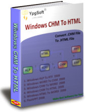 Windows CHM To HTML 2010