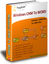Windows CHM To WORD 2009